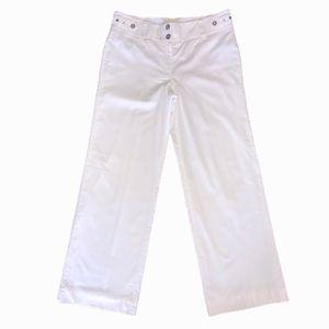 White House Black Market Legacy wide leg pants 10R